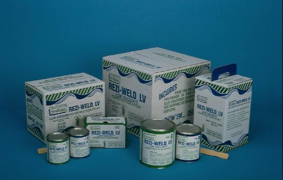 Rezi Weld Epoxy : Products web track